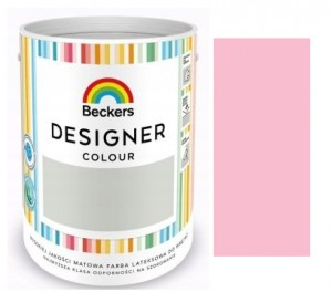 BECKERS DESIGNER 5L CANDY PINK